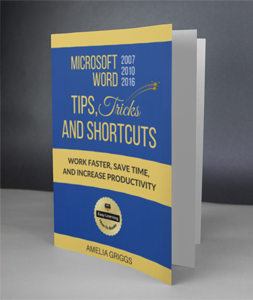 Microsoft Word 2007 2010 2016 Tips Tricks and Shortctus